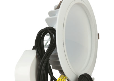 Circular Flush Downlight 12W – 6inch
