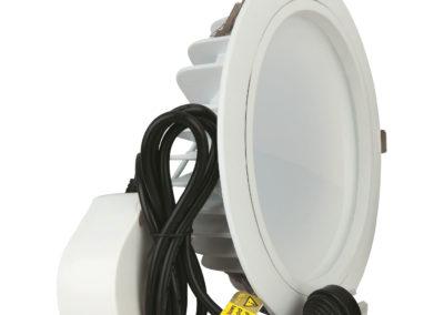 Circular Flush Downlight 12W – 6inch