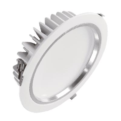 The Green Guys Group - LED Downlights - Circular Flush Mount Downlight (CFMR)