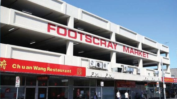 The Green Guys Group helping Footscray Market save money with their LED Lighting upgrade