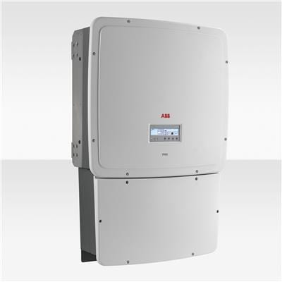 ABB Solar products from The Green Guys Group Solar.