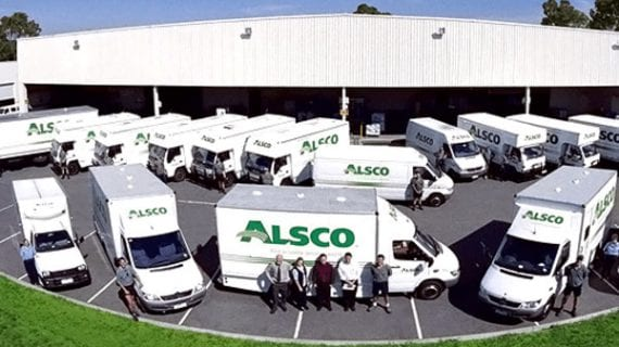 The Green Guys Group helping Alsco save money with their LED Lighting upgrade