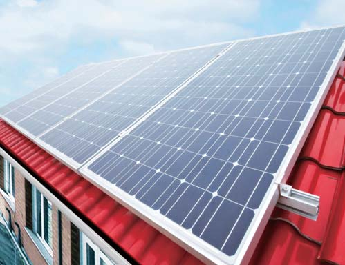 Solar Mounting Business Solutions from The Green Guys Group