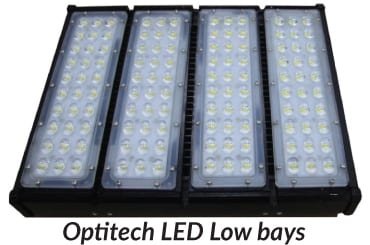 Recommended LED Lighting products for Industrial LED lighting solutions.