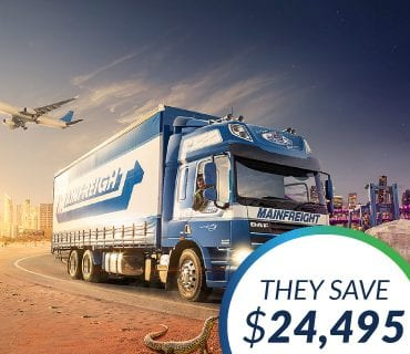 The Green Guys Group helping Mainfreight save money with their LED Lighting upgrade