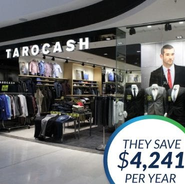 The Green Guys Group helping Tarocash Wetherill save money with their LED Lighting upgrade