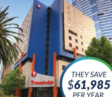 The Green Guys Group helping Travelodge Southbank save money with their LED Lighting upgrade