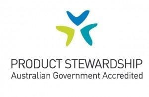 The Green Guys Group - Certifications - Product Stewardship Australian Government Accredited
