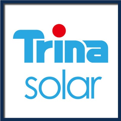 Trina Solar products from The Green Guys Group Solar.
